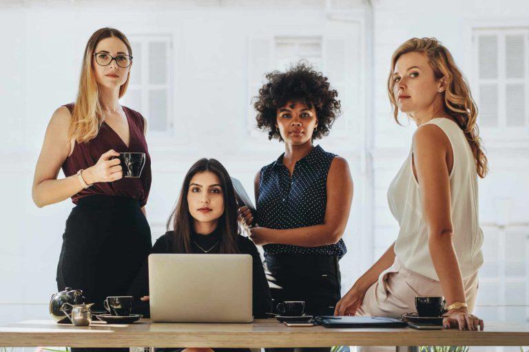 Mulheres na comunicação